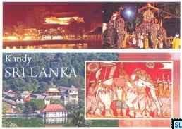 Sri Lanka Postcards, Kandy, Postcard - Sri Lanka (Ceylon)