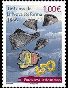 Andorra / Andorre - Postfris / MNH - 150 Jaar Hervorming 2016 - Ongebruikt