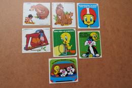 Stenval 7 Autocollants Disney Jungle Book Titi Et La Prevention Routiere - Stickers