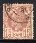 ROUMANIE YT 68 OBLITERE - 1881-1918: Charles Ier