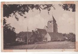CPA 89 - LEVIS Le Clocher De L'église - Peu Courante - Sonstige Gemeinden