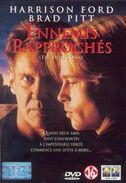 ENNEMIS RAPPROCHES - HARRISON FORD/BRAD PITT - Policiers