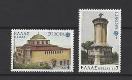 GRECE . YT 1286/1287 Neuf ** Europa 1978 - Ungebraucht