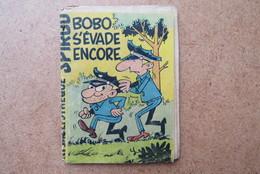 Spirou Mini Bibliotheque Bobo Séévade Encore - Livres, BD, Revues
