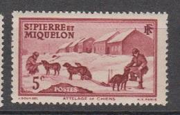 S.P.M.-1938-N°170** - St.Pedro Y Miquelon