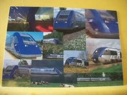 TRAIN 7606 - TER PAYS DE LA LOIRE - Trenes