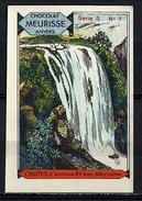 Meurisse - Ca 1930 - 5 - Les Chutes D'eau, Waterfalls - 7 - Chutes D'Antono Kirkos, Abyssinie, Abyssinia - Otros