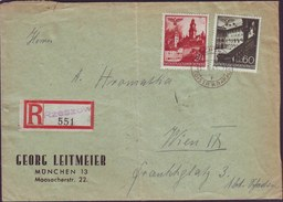 REICH - GENERALGOUVERNEMENT - RECOM. Letter - RZESZOW - CASTELS - 1941 - Besetzungen 1938-45
