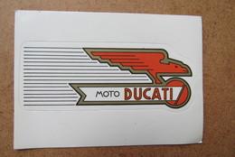 Autocollants Stickers Panini Super Moto 52 Moto Ducati - Moto