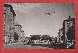 Villeneuve St Georges  --  Le Square J Vallès - Villeneuve Saint Georges