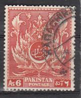 Pakistan - 59 Obl.