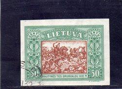 LITUANIE 1932 O