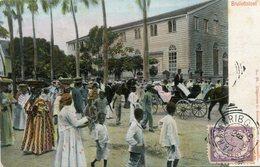 SURINAM(BRUILOFTSTOET) - Surinam