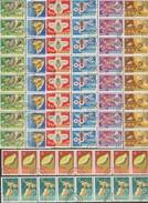 Roumanie 1963 Michel 2214 à 2221. Abeilles. 8 Séries Oblitérées - Api