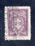 LITUANIE 1933 O