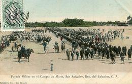 SALVADOR(SAN SALVADORE) MILITAIRE - Salvador