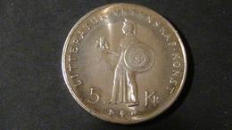 Sweden - 1962 - 5 Kronor - 80th Anniversary - Birth Of Gustav VI Adolf - Silver400 - KM 838 - VF - Look Scans - Schweden