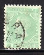 ROUMANIE YT 50  OBLITERE COTE 0.75 € - 1858-1880 Fürstentum Moldau