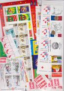 France Vrac De Timbres Neufs ** Voir Scans. Bonne Cote, Faciale : 150 Euros ! (blocs/carnets/timbres) - Timbres