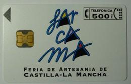 SPAIN - Chip - 500 Units - Farcama- P-005 - Mint - Spain