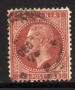 ROUMANIE YT 52  OBLITERE COTE 10 € - 1858-1880 Moldavia & Principato