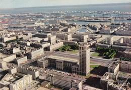 LE HAVRE :Vue Aérienne,l'Hôtel De Ville - Le Havre