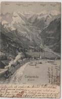 Switzerland - Gotthardbahn - Trains