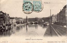 VERDUN  - Quai De La République - Verdun