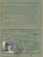 Brevet Militaire Pour La Conduite Des Véhicules Automobiles De L'armée Ou De La Marine, 1931