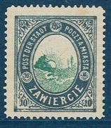 ZAWIERCIE Michel N°1 - Neuf Sans Gomme (2) - ....-1919 Overgangsregering