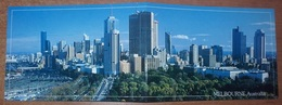 Cartolina Doppia MELBOURNE - Non Viaggiata - (811) - Melbourne