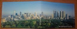 Cartolina Doppia MELBOURNE - Non Viaggiata - (813) - Melbourne