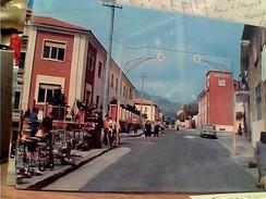 CASTELVECCHIO SUBEQUO...VIA ROMA..ANIMATA....L´AQUILA N1970  FZ12386 - L'Aquila