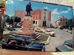 CAMPOBASSO PIAZZA PEPE AUTO CAR MERCEDES FIAT LACIA VW  Bella  VB1973  FZ12390 - Campobasso