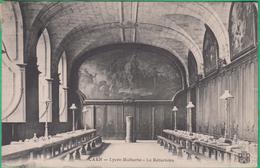 14 - Cean - Lycée Malherbe - Le Réfectoire - Editeur: P.R - Caen