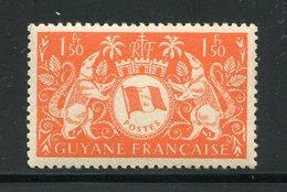 GUYANE- Y&T N°191- Neuf Sans Charnière ** - Französisch-Guayana (1886-1949)