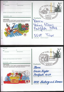 Germany Berlin / Kiel 1990 / Max Und Moritz / Youth Day / Tag Der Jungen / Fairy Tales