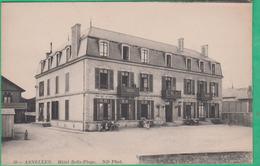 14 - Asnelles - Hôtel Belle Plage - Editeur: ND Phot N°50 - France