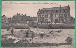 14 - Asnelles La Belle Plage - Hôtel Belle Plage, Vu De La Plage - Editeur: LL N°11 - France