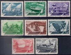 Russia 1949, Michel Nr 1357-64, MNH OG - 1923-1991 USSR