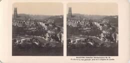 Collection Stéréoscopique GALACTINA N°45/ FRIBOURG Suisse Vue Prise De La Chapelle      -photos Stéréoscopiques NPG 1906 - Photos Stéréoscopiques