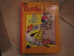 BOULE ET BILL TOME 25   ROBA - Boule Et Bill