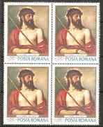 *Rumänien 1968 // Michel 2671 ** 4er (021.598) - 1948-.... Republics