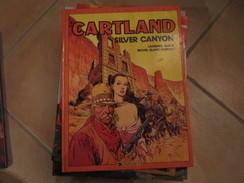 EO JONATHAN CARTLAND T7 SILVER CANYON    LAURENCE HARLE  BLANC DUMONT  DARGAUD - Jonathan Cartland