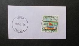 Svezia 2017 Retro Used 19.50 Kr - Used Stamps