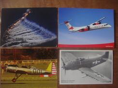 Lot 14 Cartes: AVION Aviation Vliegtuig Luchtvaart Plane : DOUGLAS - 1939-1945: 2ème Guerre