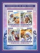 Niger. 2016 Mother Teresa. (620a)