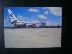 AIRPLANE VARIG AT THE AIRPORT CAMPO DOS PALMARES IN MACEIO / AL (BRAZIL) - Aerodrome
