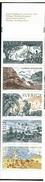 SUECIA 1985 - PREMIO NOBEL DE LITERATURA - YVERT Nº 1346-1350** BOOKLET