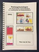 Nederland, Combinaties Uit Kinderblokken, Speciaal Catalogus, Zeer Goede Staat, Met Aantekeningen - Holanda